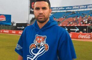 Luis Urueta tendrá su primera experiencia en el béisbol dominicano en un equipo que no sean los Tigres del Licey.