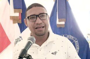 Joel Martínez, presidente de la Federación de Estudiantes en el Recinto