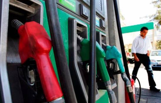 Estación de combustibles.
