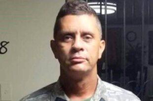 El coronel Rolando Martínez Martínez (FUENTE EXTERNA)