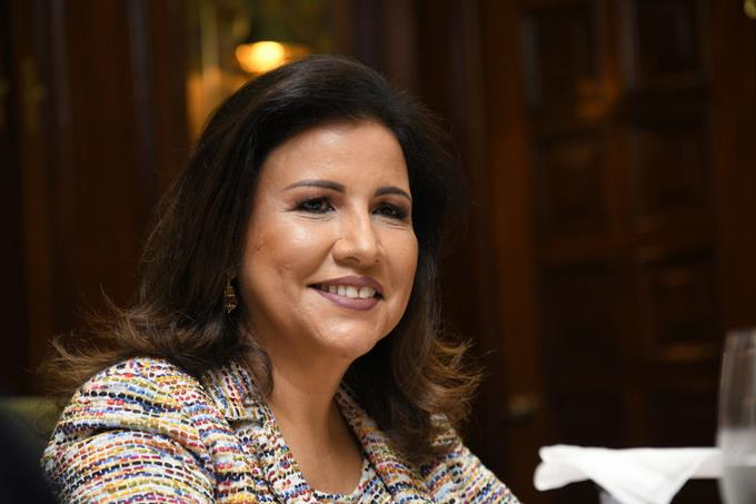 Margarita Cedeño, exvicepresidenta de la Repúbica. ARCHIVO /LD