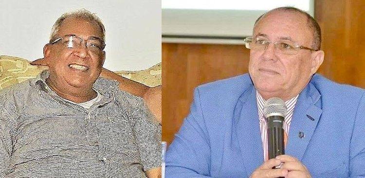 Ing. Héctor Plácido Cortorreal Bernal y Maestro Silverio González Camacho