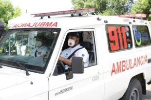 El 74% de las emergencias recibidas desde la provincia Duarte en el 9-1-1 pertenecen a San Francisco de Macorís