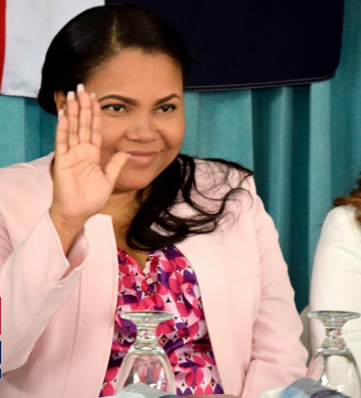 Mariel Santos Mora.