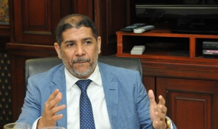 Limber Cruz, ministro de Agricultura.