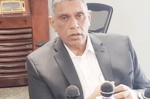 El Ministro de Interior y Policía, Jesús Vásquez (Chu)
