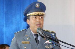 Coronel de la Policía Nacional Coronel Juan Luis Sierra Difó.