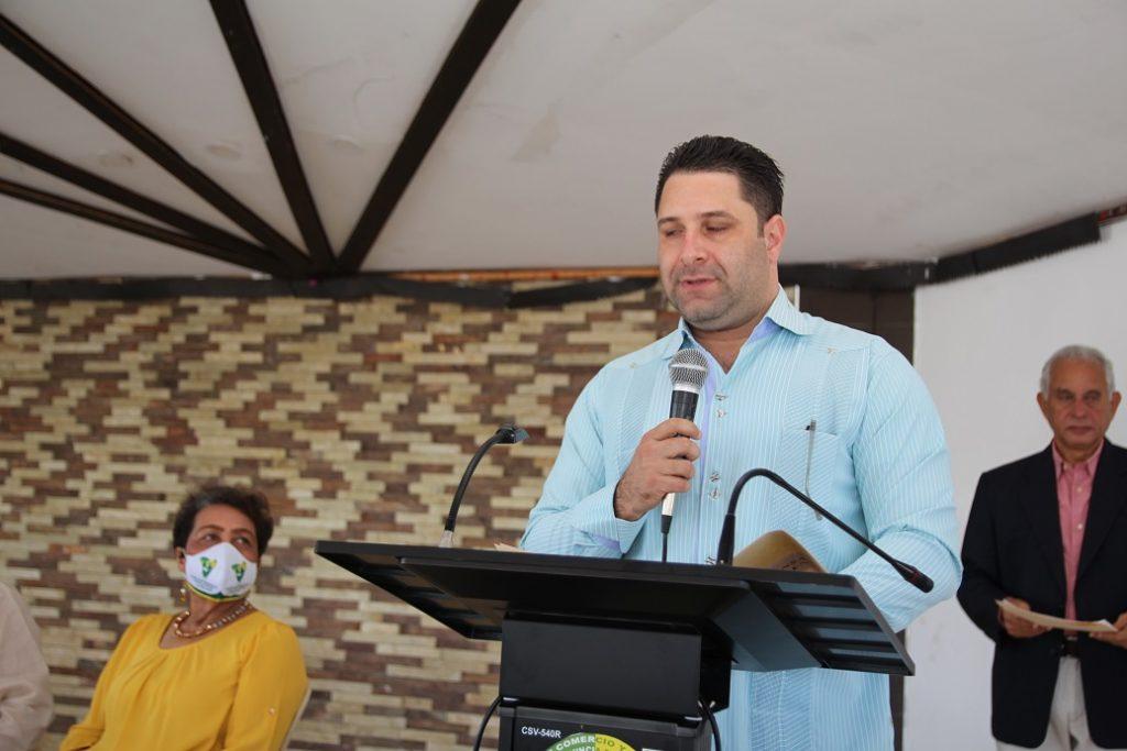 Vinicio Gonzalez gerente genera