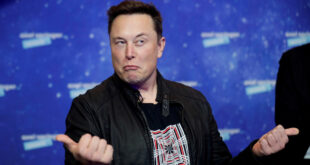 Elon Musk durante un acto público en Berlín (Alemania), el 1 de diciembre de 2020.