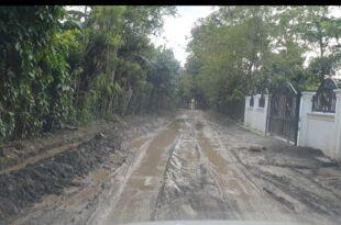 Comité Desarrollo La Yagüiza y comunidades saluda convenio asfalto caminos vecinales; dice viven situación desesperante