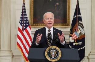 El presidente de EE.UU., Joe Biden.
