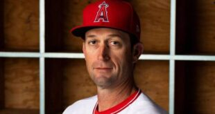 Matt Wise va por Mickey Callaway como coach de pitcheo de los Angelinos de Los Ángeles. Callaway está suspendido, investigado sobre acusaciones por acoso sexual. (Fuente externa)
