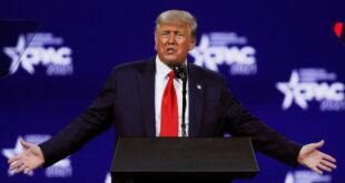 Trump en la Conferencia de Acción Política Conservadora de Orlando, 28 de febrero de 2021
